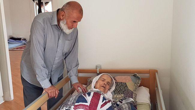 106 år gammal – nu utvisas hon till Afghanistan