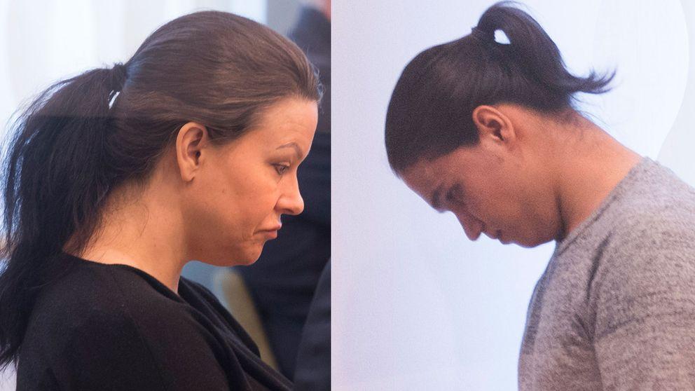 I dag föll domarna mot Johanna Möller och Mohammad Rajabi.