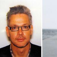 Överläkaren Martin Csatlos och danska poliser