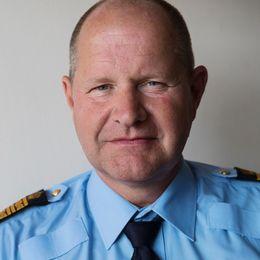 porträtt av Rikspolischefen Dan Eliasson