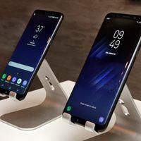 Samsungs senaste smartphone, Galaxy S8, lanserades i mars i år.