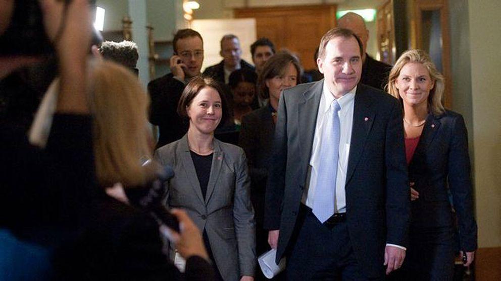 Löfvens statssekreterare avgår