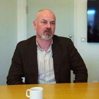Sören Rafstedt, planeringsledare Kunskapscentrum mot organiserad brottslighet.