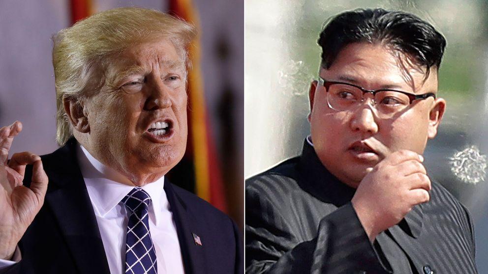 I en exklusiv intervju med SVT anklagar en hög chef vid utrikesministeriet i Nordkorea Donald Trump för det allt mer spända läget kring Koreahalvön.
