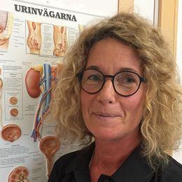 Annica Gavaller, verksamhetschef på Unicare i Växjö.