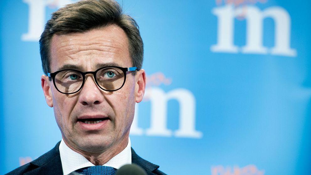 Moderaternas ekonomisk-politiske talesperson Ulf Kristersson.