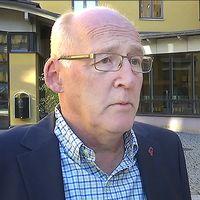 Bo Bäckström, planeringschef vid Gävle kommun.