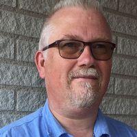 Dennis Rydh, Socialdemokraternas förstanamn till kyrkovalet i Oskarshamns församling.