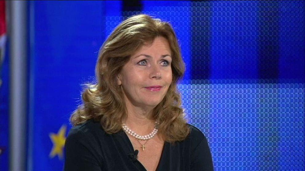 Cecilia Wikström (L), EU-parlamentariker
