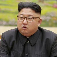 Nordkoreas ledare Kim Jong-un.