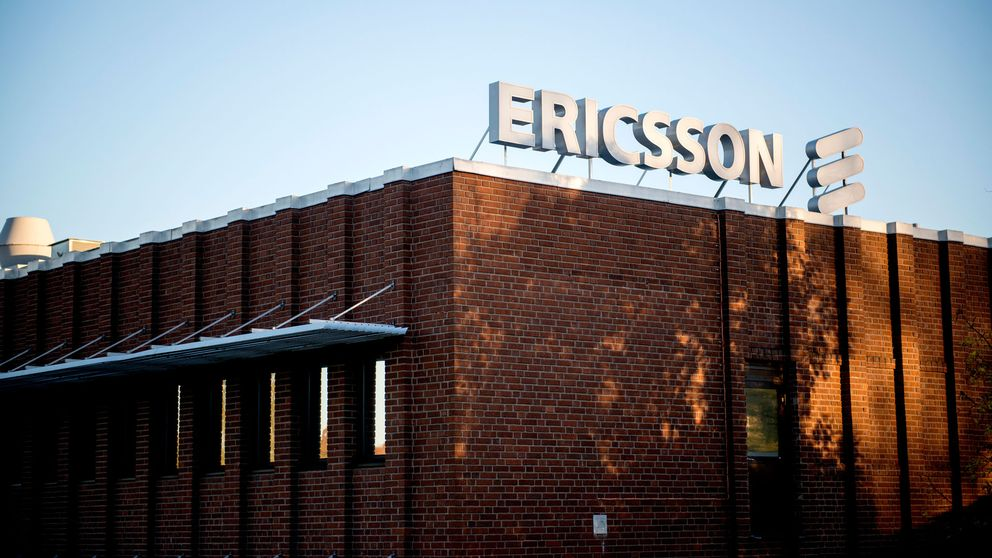 Ericsson i Kumla exteriört