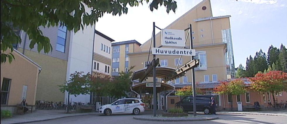 Hudiksvalls sjukhus