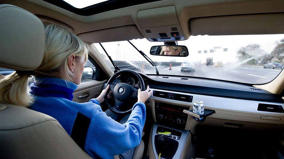 bilförare trafik