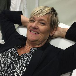 Regissör och manusförfattare Susanne Lindberg Rosenkrantz