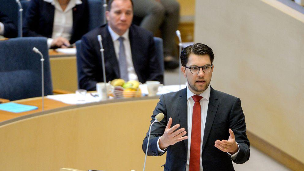 Jimmie Åkesson (SD): Viktigt att markera att ansvaret faller på statsministern