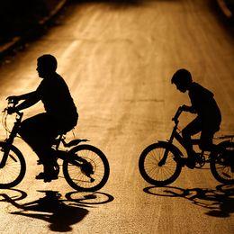 Då kan ditt barn börja cykla till skolan