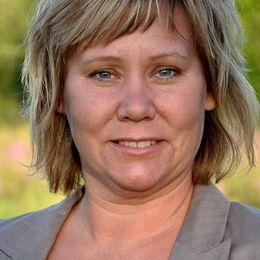 Carola Isaksson, ansvarig utgivare SVT Jämtland.