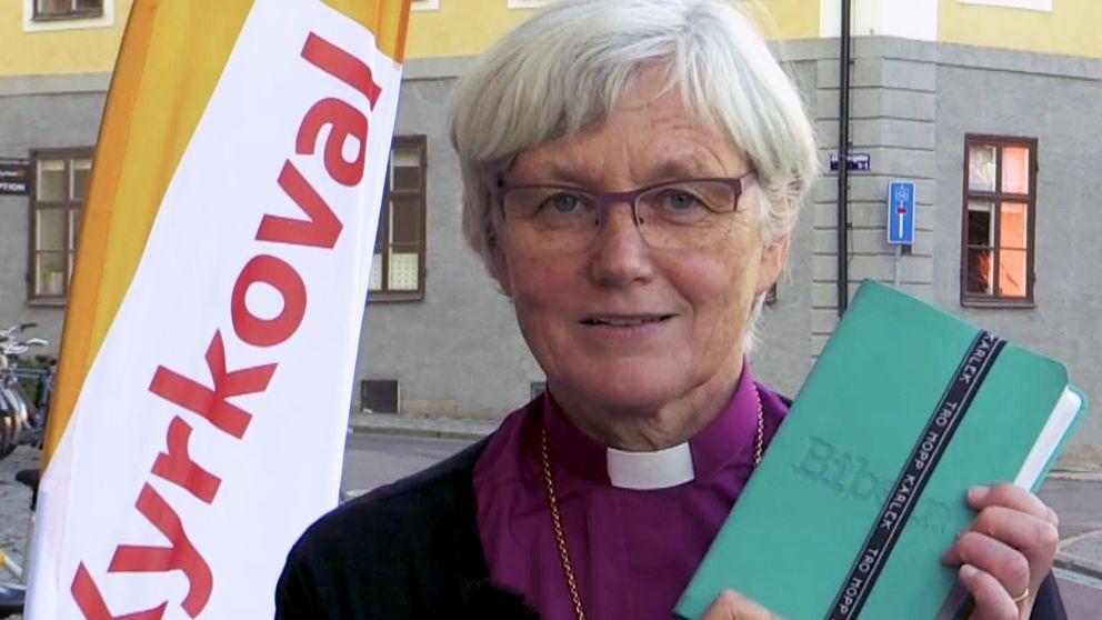 Ärkebiskop Antje Jackelén