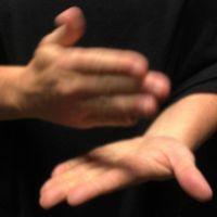 Teckenspråkstolk varnad av Kammarkollegiet