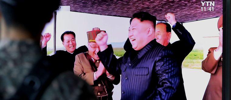 Hundratusentals hemlosa efter skyfallen i nordkorea 3