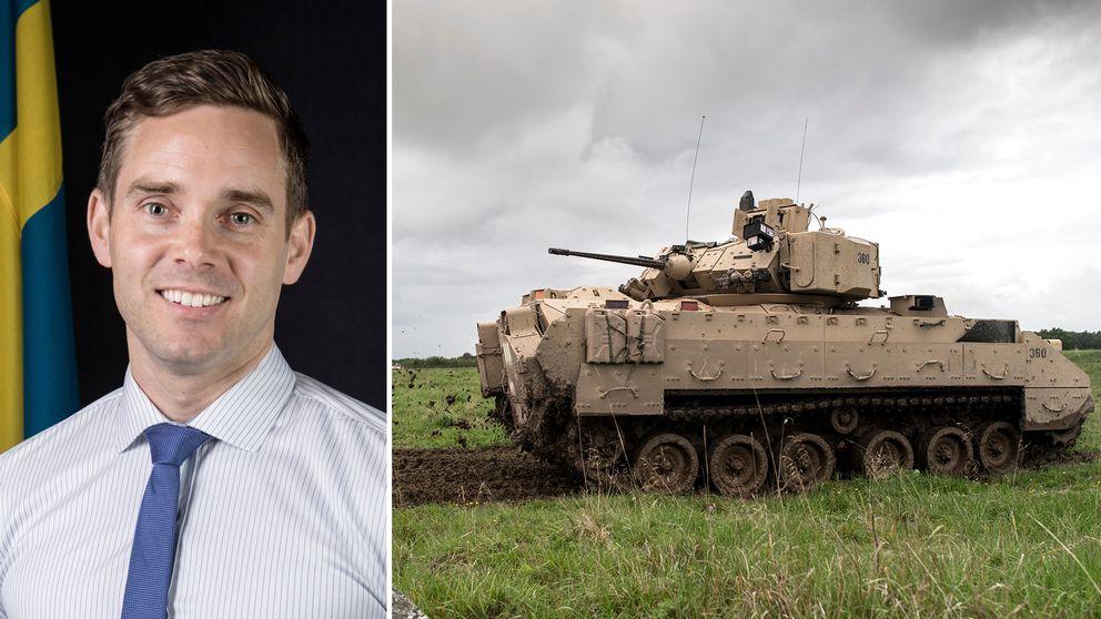 – Aurora 17 är inte en Nato-övning, skriver Rickard Wissman, kommunikationschef för Aurora 17.