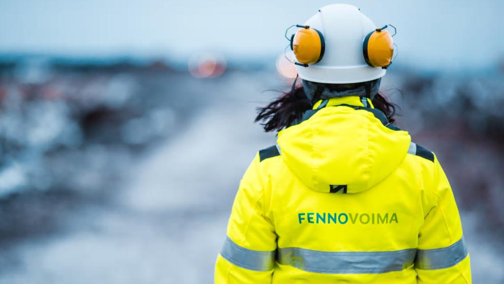 Fennovoima bygglov skjuts upp