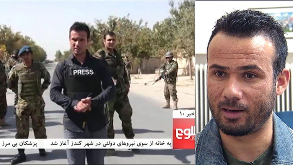 Wali Arian flydde till Malmö efter att talibanerna mördat flera av hans kollegor.