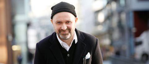 Regissören Lukas Moodysson.