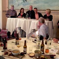 Publicistklubbens debatt i Härnösand;  i panelen Nils-Gunnar Molin, aktionsgruppen i Sollefteå, Stina Näslund, ABF, Jan-Olof Häggström (S), vice landstingsråd samt landstingsreportrarna Ulla Öhman, Sveriges Radio och Klas Leffler, Allehanda.