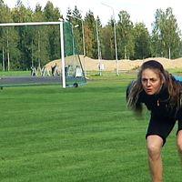Dahlström tror att hennes chanser att komma till OS i Pyeongchang är goda