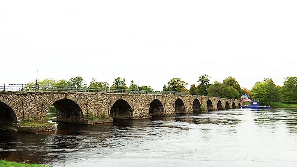 Bron har funnits sedan slutet av 1700-talet