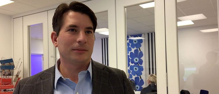 Jonas Nygren, regeringens utredare mot segregation.