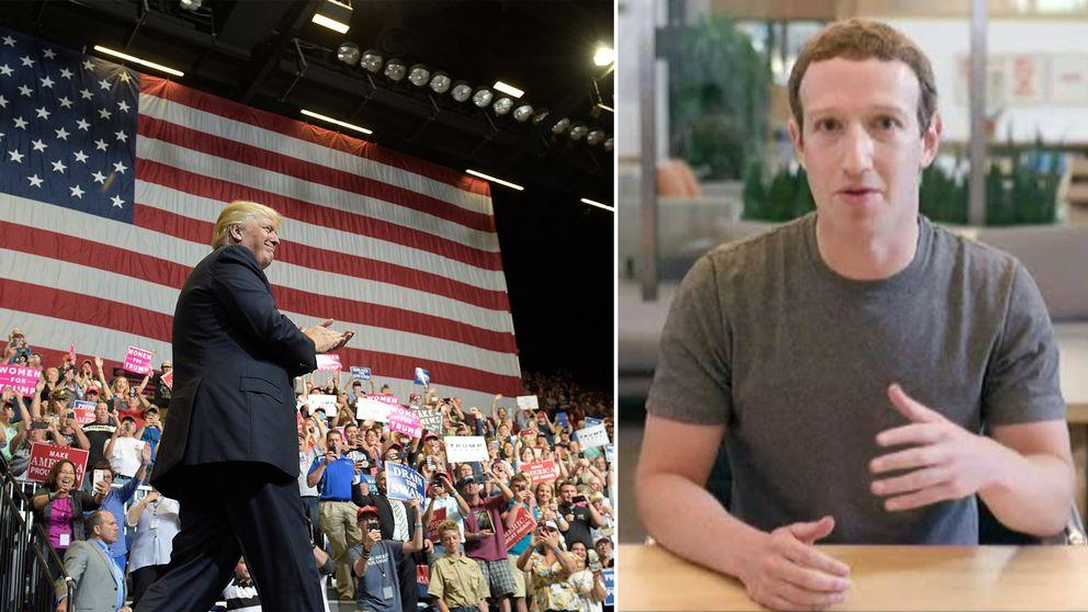 Facebook kommer att ge ryssmaterial till den amerikanska kongressens utredare. Företagets vd och grundare Mark Zuckerberg har också gått ut med ett niostegsprogram som det sociala nätverket nu genomför för att skydda valintegriteten i samband med politiska val.