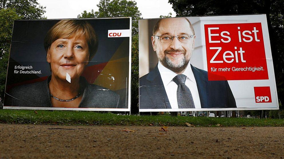 På söndag är det dags för det tyska valet.