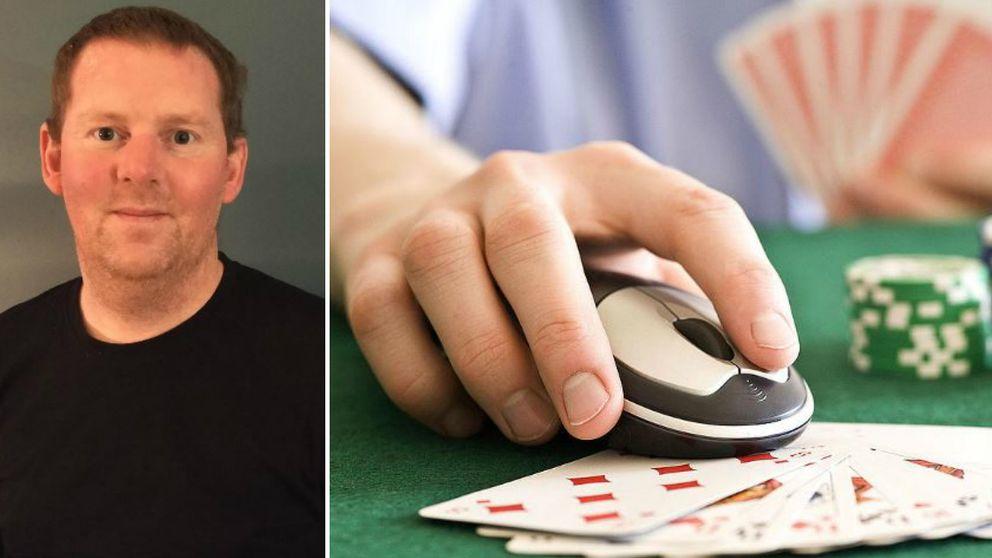 Andreas Johansson och spelande
