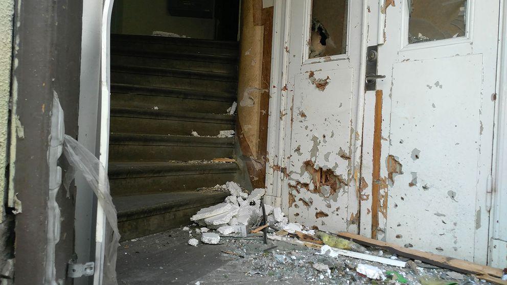 explosion norrköping nygatan