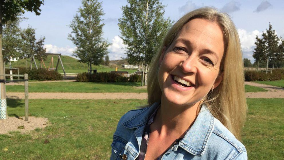Veronica Öjfelth, flyktingguide Vellinge kommun.