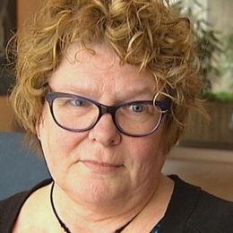 Landstingsdirektör Inger Bergström