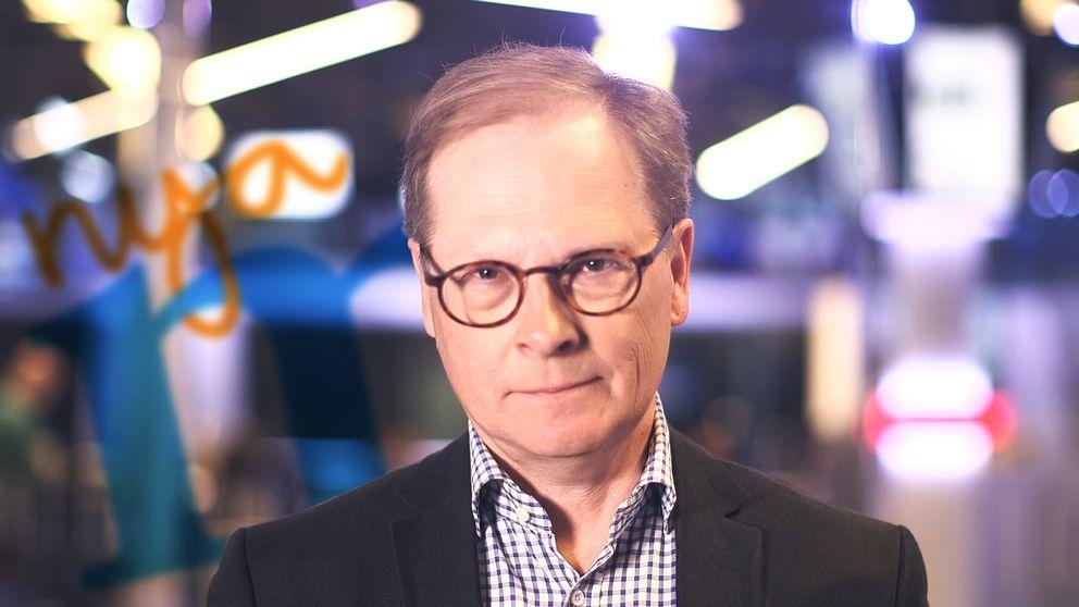 Mats Knutson, inrikespolitisk kommentator, SVT.