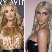 Paris Hilton, Kim Kardashian West och Rob Lowe.