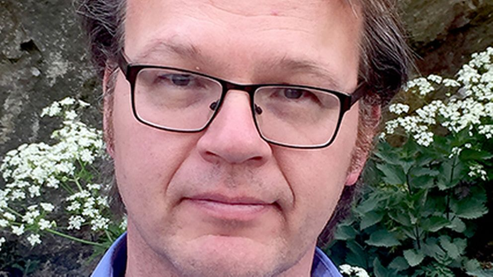 Porträtt på Torbjörn Nilsson