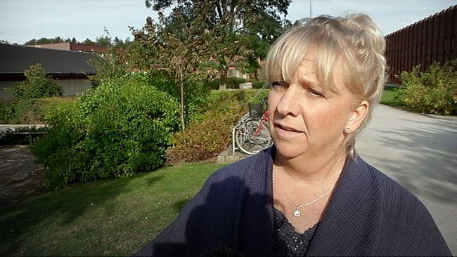 Meit Fohlin (S), ordförande för regionstyrelsen Gotland