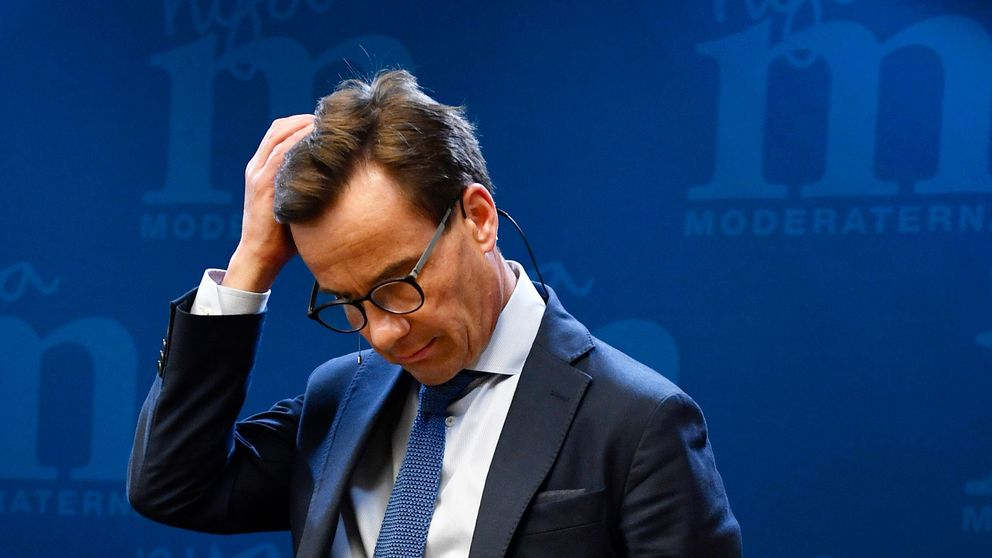 Ulf Kristersson (M).