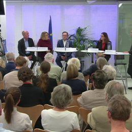 Seminarium om ett EU i en alltmer protektionistisk värld.