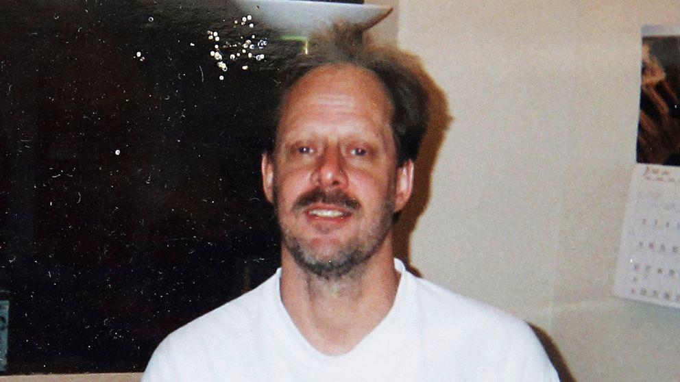 Stephen Paddock, den misstänkta gärningsmannen bakom masskjutningen i Las Vegas.