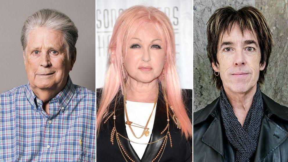 Brian Wilson, Cyndi Lauper och Per Gessle är alla förkrossade över Tom Pettys död.
