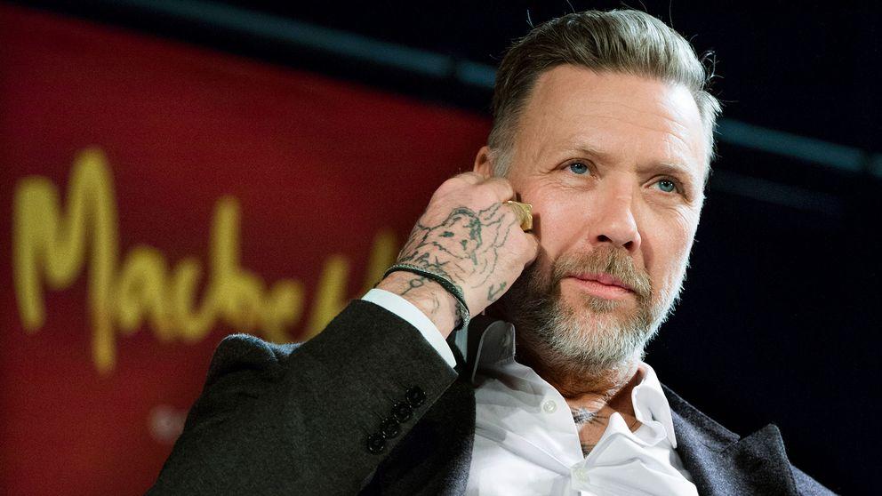Skådespelaren Mikael Persbrandt.