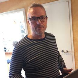 Per-Ola Jacobson, rektor Falkenbergsskolan.