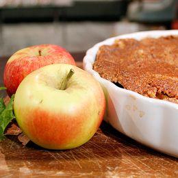 äpple recept efterrätt