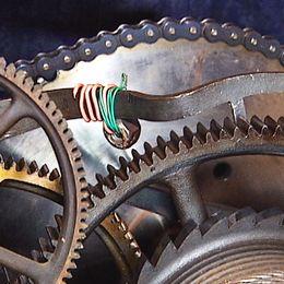 Mekaniska ur hör inte till vanligheterna nu för tiden